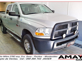 Amaya Garage Dodge Ram 2500 St Crew Cab 5.7 4x4 Impecable!!!
