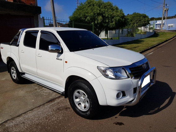 Toyota Hilux Sr 2.5 4x2 2013 166000km