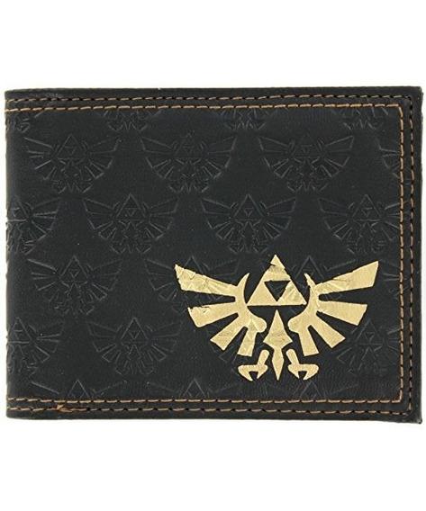 Zelda - Todo Sobre Relieve Con Billetera Doblada De Papel