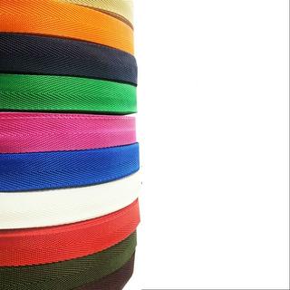 Cinta Mercería Espigada Nylon Resistente 30mm Varios Colores