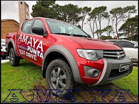 Mitsubishi L200 Triton 2.4 Full 4x2 Mt Flex Amaya