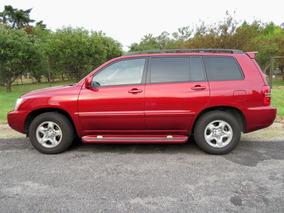 Toyota Otros Modelos Toyota Highlander V6