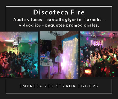 Servicio De Discoteca, Dj Y Karaoke Para Fiestas Y Eventos