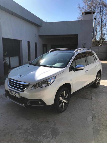 Peugeot 2008 1.6t Griffe 2018