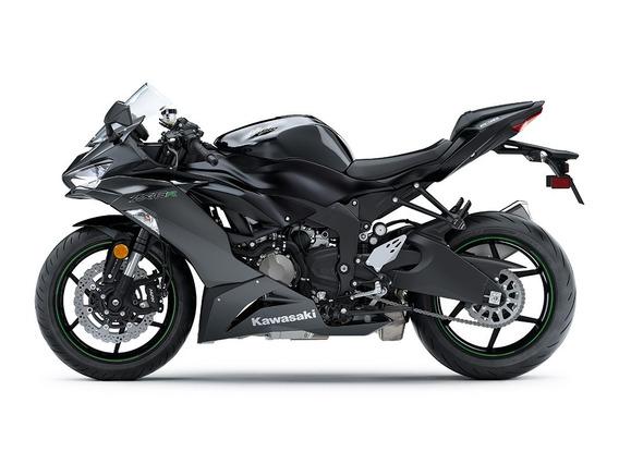 Kawasaki Zx 636 R Modelo 2019 Sin Abs
