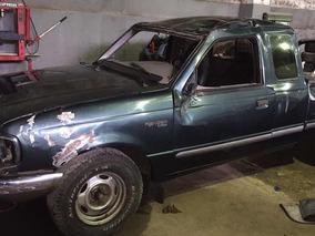 Chocado Volcado Ford Ranger Siniestr Motor V6 3.0 Nafta