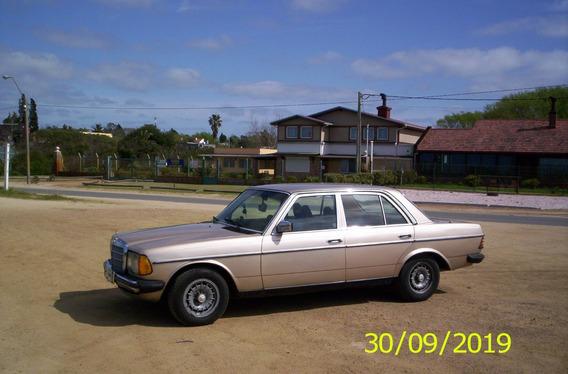 Mercedes Benz 300 D Año 1977 Inmejorable Estado U$s 9000