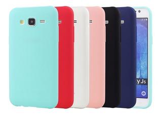 Protector Silicona Samsung J2 Prime, J2 Pro, J4, J4 Plus, J5