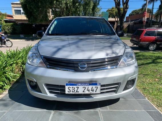 Nissan Tiida Full Única Dueña, Ficha En Santa Rosa 2015