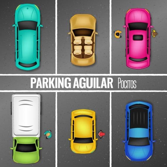 Estacionamiento Alquiler Cocheras Mensuales Garaje Pocitos