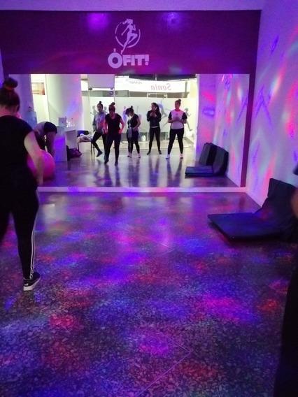 Salón Para Ensayos, Grupos De Baile, Danza