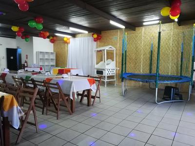 Salon De Fiestas En Pando La Doble Via.