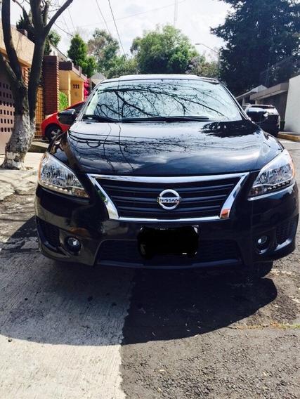 Nissan Sentra 1.8 Sr At En Garantia