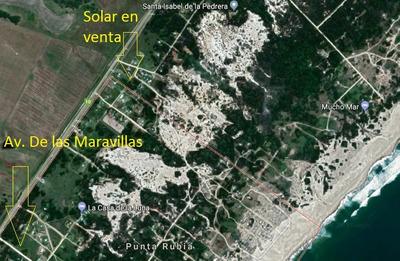 Oportunidad!! Excelente Terreno En Punta Rubia