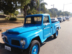 Willys Pick Up Ford Rural F75