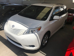 Toyota Sienna 3.5 Ce V6 At 2015 Blanco