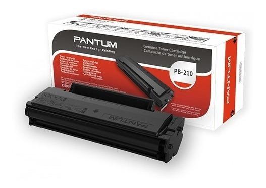 Toner Original Pantum Pb.210r Para P2500 M6550 6660 Febo