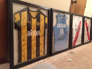 Cuadro Camiseta, Marco Y Encuadres, Remera, Futbol, Basket
