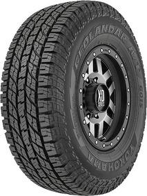 Neumático Cubierta Yokohama 265/70 R15 Geolandar A/t 112h