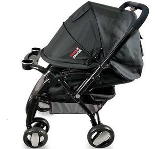 Coche Bebé Travel System Swiss Armor Con Baby Silla En Loi