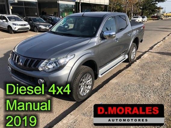 Mitsubishi L200 Diesel 2.5 4x4 Manual 2019 0km