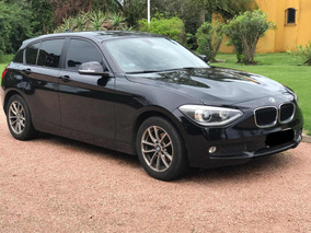 Bmw 116i 2014 Manual - Excelente Estado