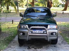 Mitsubishi Montero Diesel Gls Sport