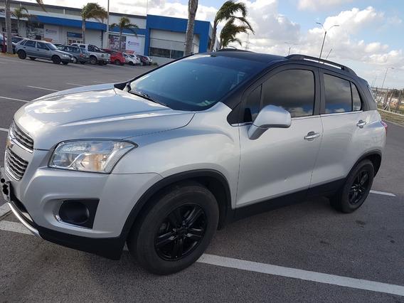 Chevrolet Tracker 1.8 Lt Fwd Mt 4x2 - Vende O Permuta