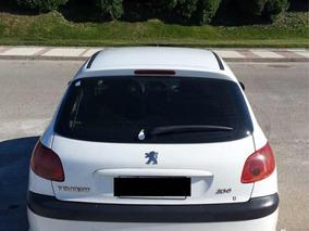Peugeot 206 1.4 Xr Confort 2006