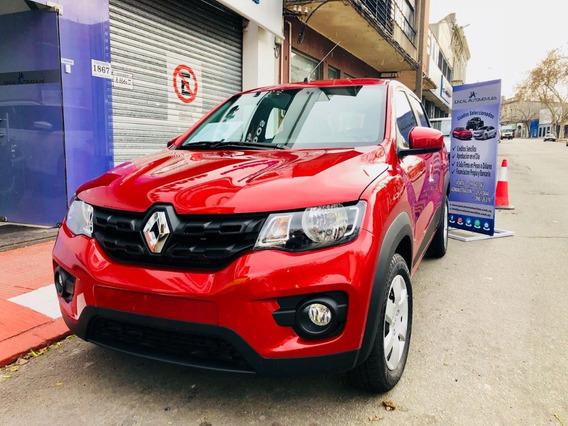 Renault Kwid Reitra Con U$d 5.990 Financio