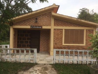 Casa En Lago Merín -3 Cuadras De La Playa- Hasta 9 Personas!