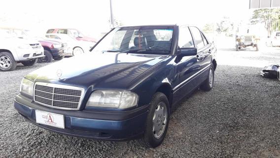 Mercedes-benz Clase C C180 Automático