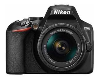Nikon D3500 Kit 18-55 Nuevas!!