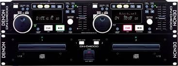 Denon Dn-d4000 Double Cd Player Compacteras Bandejas Cd Mp3