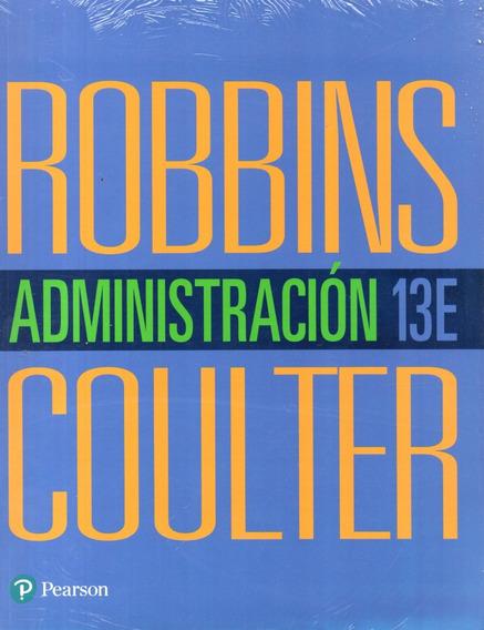 Libro: Administración / Robbins Coulter