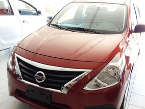 Nissan Versa 1.6 Drive Y Toda La Linea Nissan Aqui!!