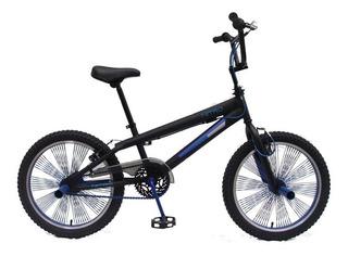 Bicicleta Rod. 20,nitro Tipo Bmx, Rosas Hermanos Mercedes