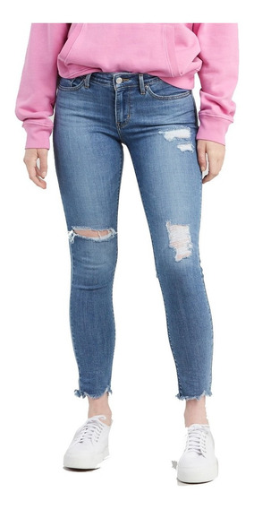 Levis 711 Skinny Ankle