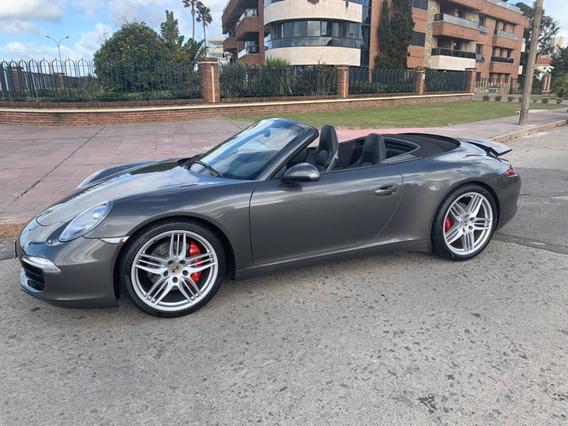 Porsche 911s Convertible (991) 400hp - El Más Full Del País!