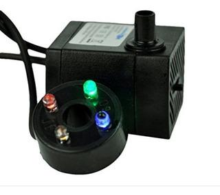 Motor Bomba Para Fuentes De Agua Y Luz