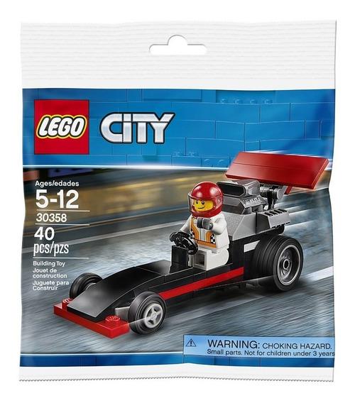 Lego City: Lego Builder Bags City: Dragster