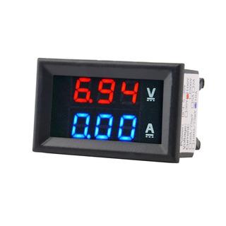 Voltimetro Amperimetro Digital 100v 10a Corriente Continua