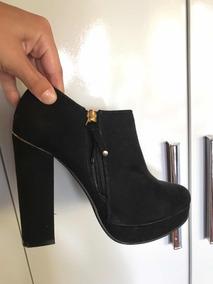 Zapatos Con Taco Alto