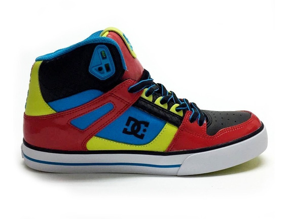 Championes Dama Dc Spartan Hi 302523 Rb3 - Global Sports