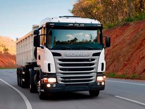 Scania G360 La 4x2 Por $358.000 Y Saldo En Cuotas Fijas ($)