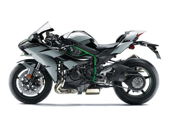 Moto Kawasaki Ninja H2 20´
