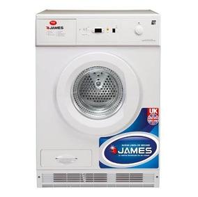 Secarropas James 96c 7kg Por Condensación - Vía Confort