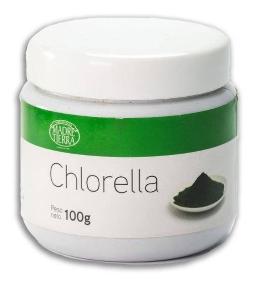 Chlorella Madre Tierra 100g