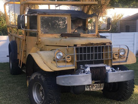 Dodge M37 4x4 Todo Terreno Jeep Pong Arenero Camion