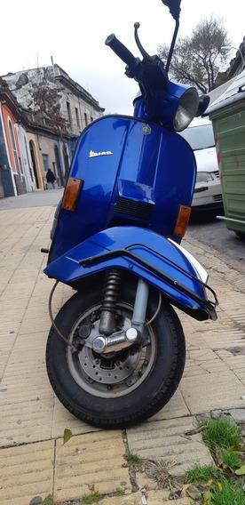 Vespa 125 Italiana Px Año 2001